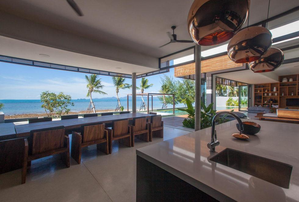 Villa Malouna The Thai Residence By Sicart and Smith Architects Studio 10