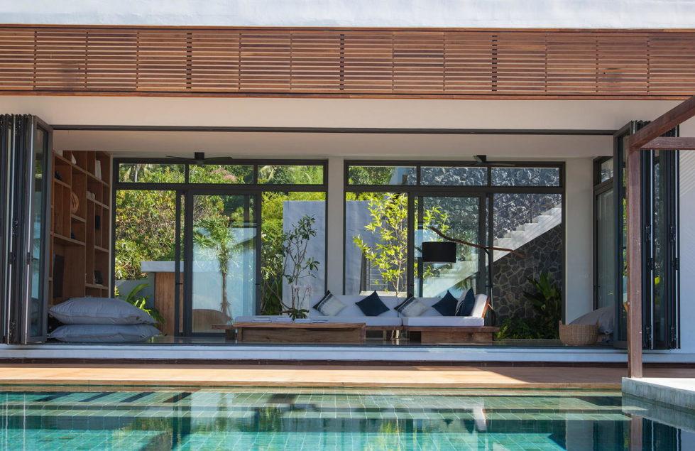 Villa Malouna The Thai Residence By Sicart and Smith Architects Studio 14