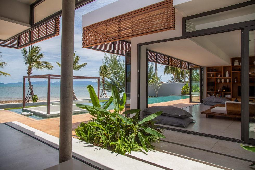 Villa Malouna The Thai Residence By Sicart and Smith Architects Studio 15