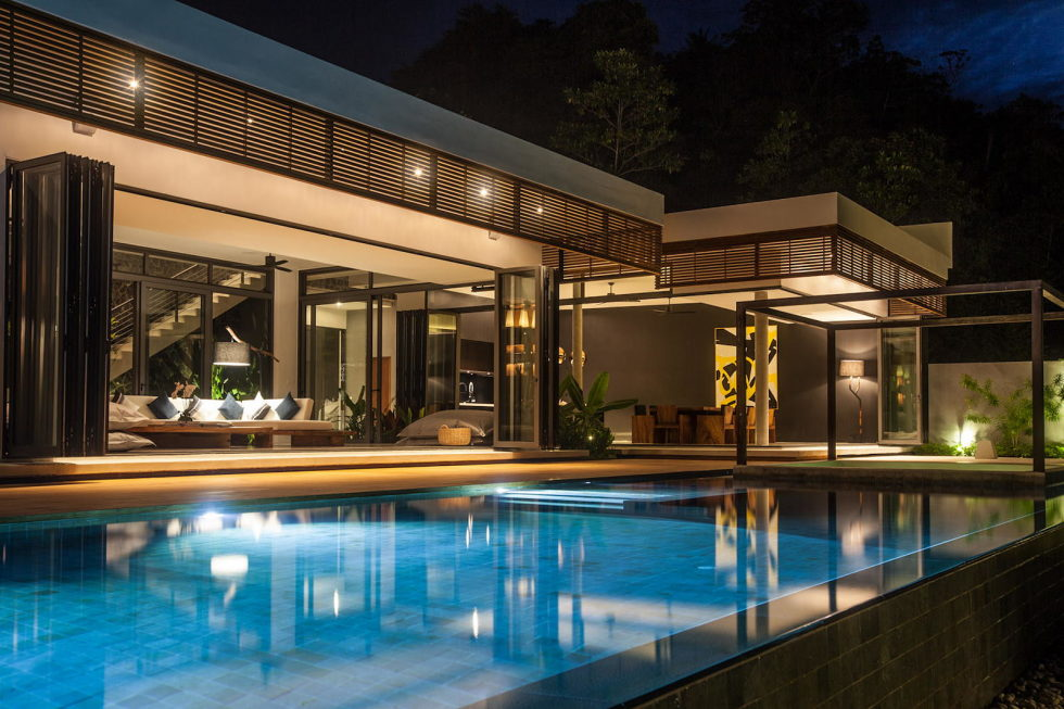 Villa Malouna The Thai Residence By Sicart and Smith Architects Studio 19