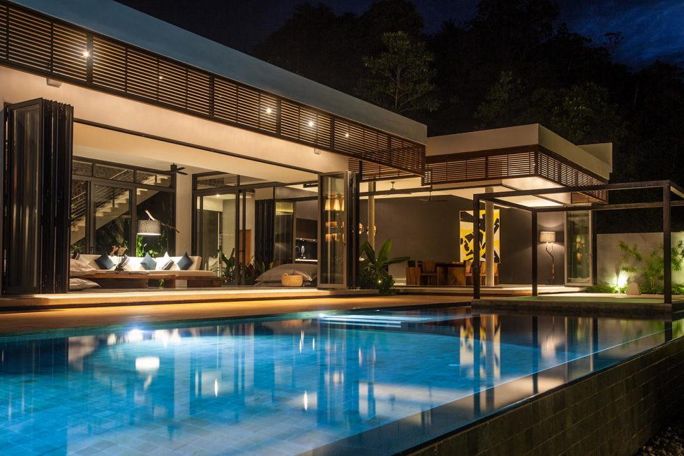Villa Malouna The Thai Residence By Sicart and Smith Architects Studio 19
