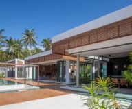 Villa Malouna The Thai Residence By Sicart and Smith Architects Studio 2