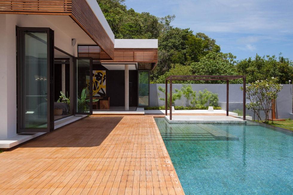 Villa Malouna The Thai Residence By Sicart and Smith Architects Studio 20