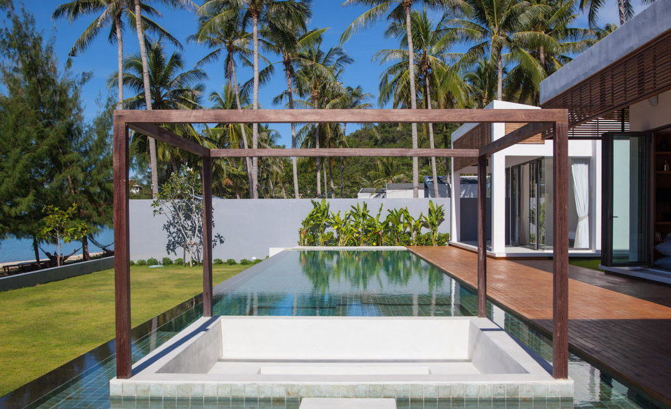 Villa Malouna The Thai Residence By Sicart and Smith Architects Studio 21