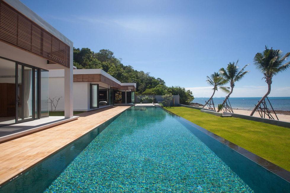 Villa Malouna The Thai Residence By Sicart and Smith Architects Studio 22