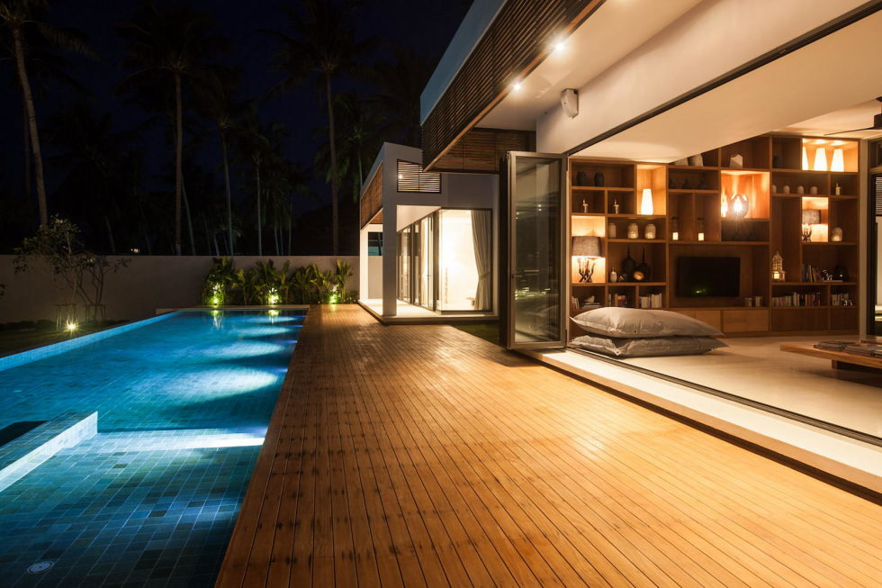 Villa Malouna The Thai Residence By Sicart and Smith Architects Studio 25