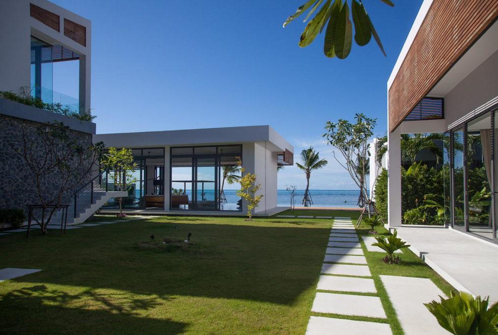 Villa Malouna The Thai Residence By Sicart and Smith Architects Studio 30
