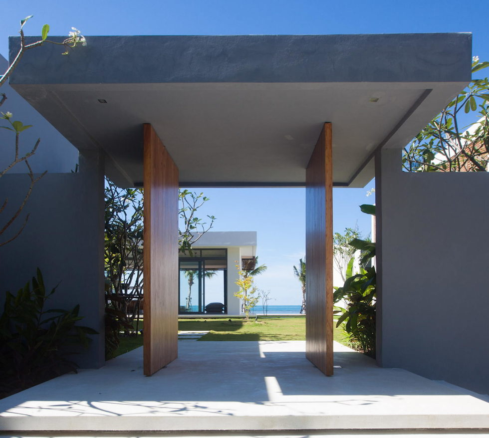 Villa Malouna The Thai Residence By Sicart and Smith Architects Studio 32