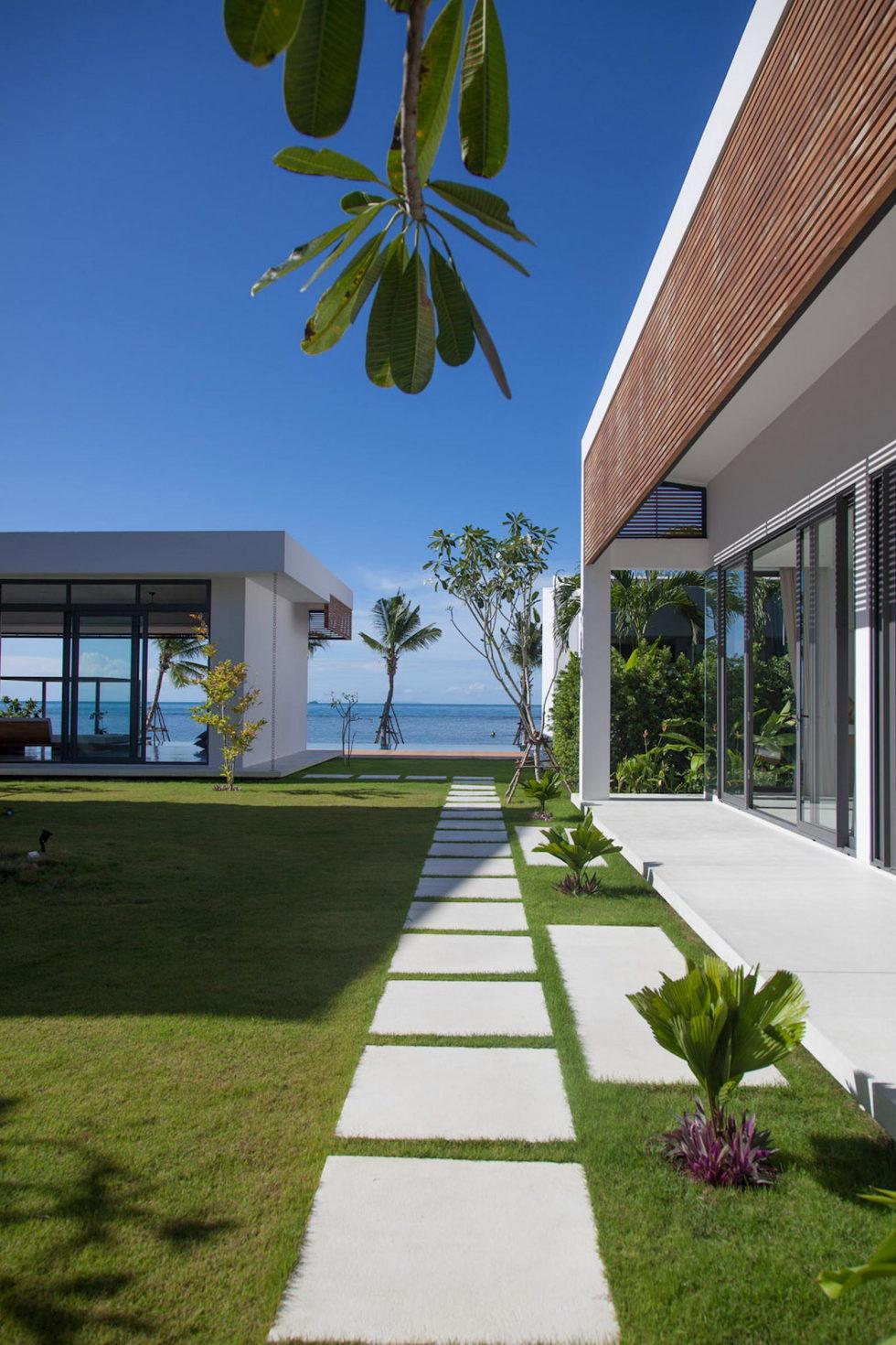 Villa Malouna The Thai Residence By Sicart and Smith Architects Studio 34