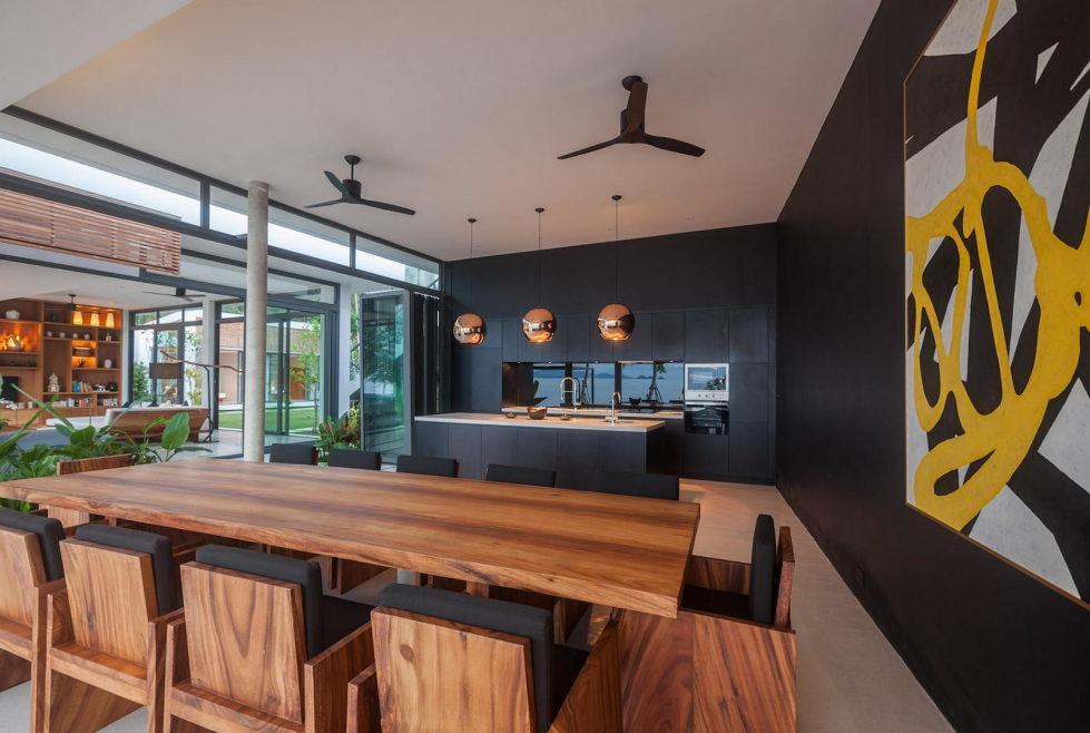 Villa Malouna The Thai Residence By Sicart and Smith Architects Studio 9