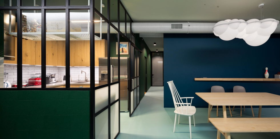 Green Apartment The Residence in Kyiv by Special Project Venediktov Studio 10