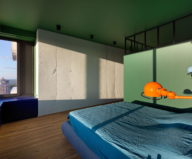 Green Apartment The Residence in Kyiv by Special Project Venediktov Studio 12