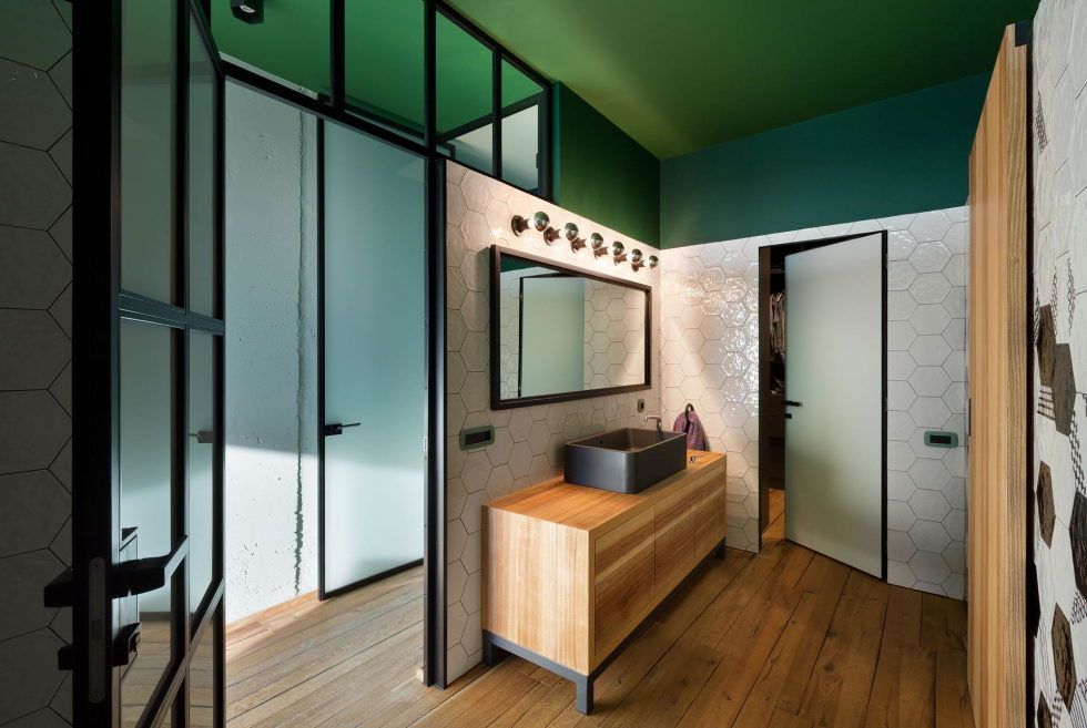Green Apartment The Residence in Kyiv by Special Project Venediktov Studio 5