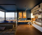 Green Apartment The Residence in Kyiv by Special Project Venediktov Studio 6