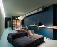 Green Apartment The Residence in Kyiv by Special Project Venediktov Studio 8
