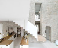 Reconstruction of The Old House in Berlin by asdfg Architekten 1