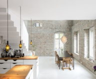 Reconstruction of The Old House in Berlin by asdfg Architekten 10