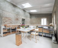 Reconstruction of The Old House in Berlin by asdfg Architekten 12