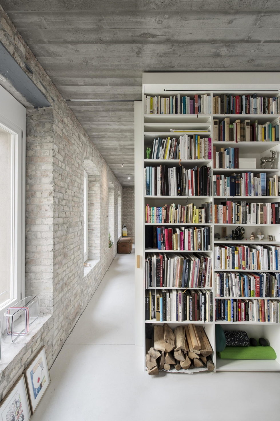 Reconstruction of The Old House in Berlin by asdfg Architekten 13