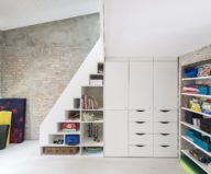 Reconstruction of The Old House in Berlin by asdfg Architekten 14
