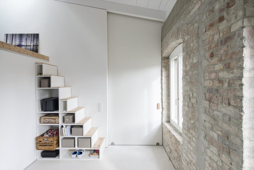 Reconstruction of The Old House in Berlin by asdfg Architekten 15