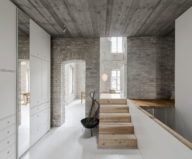Reconstruction of The Old House in Berlin by asdfg Architekten 2