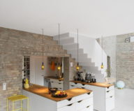 Reconstruction of The Old House in Berlin by asdfg Architekten 24