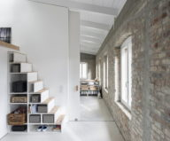 Reconstruction of The Old House in Berlin by asdfg Architekten 26