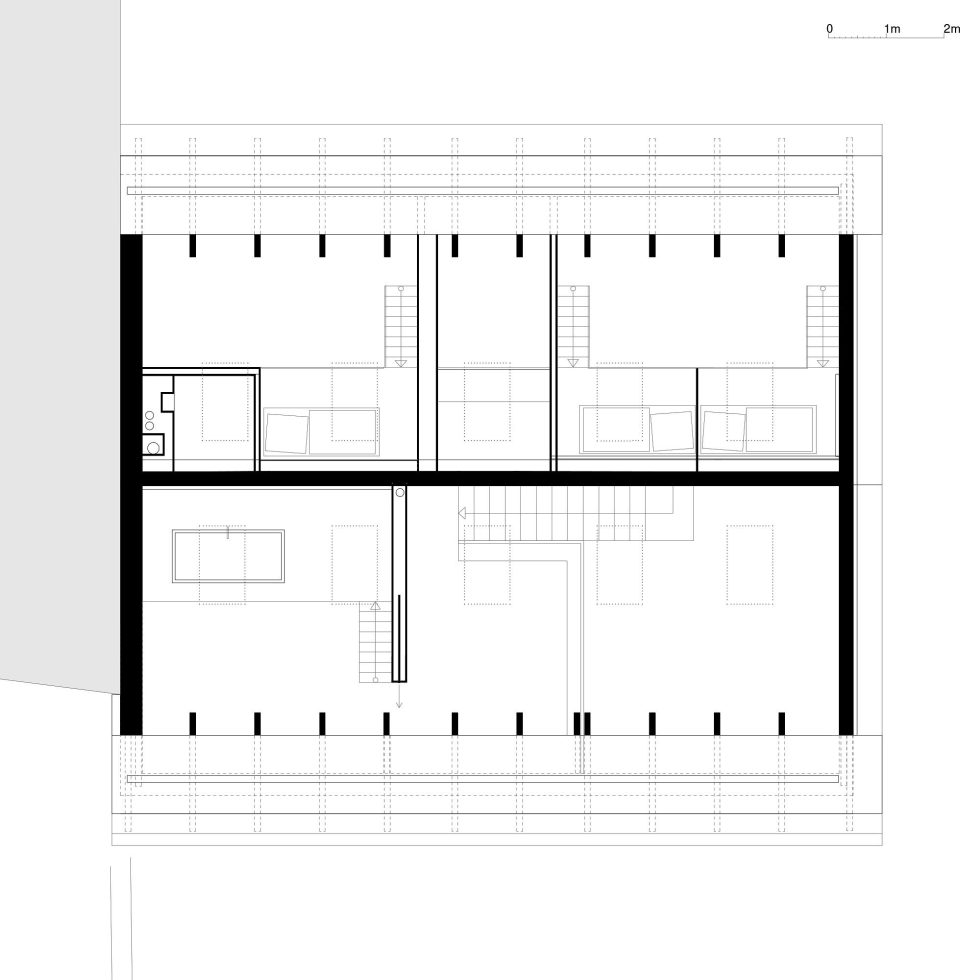 Reconstruction of The Old House in Berlin by asdfg Architekten 31