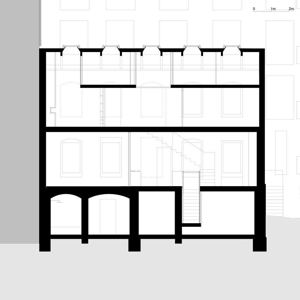 Reconstruction of The Old House in Berlin by asdfg Architekten 33