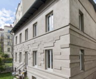 Reconstruction of The Old House in Berlin by asdfg Architekten 8