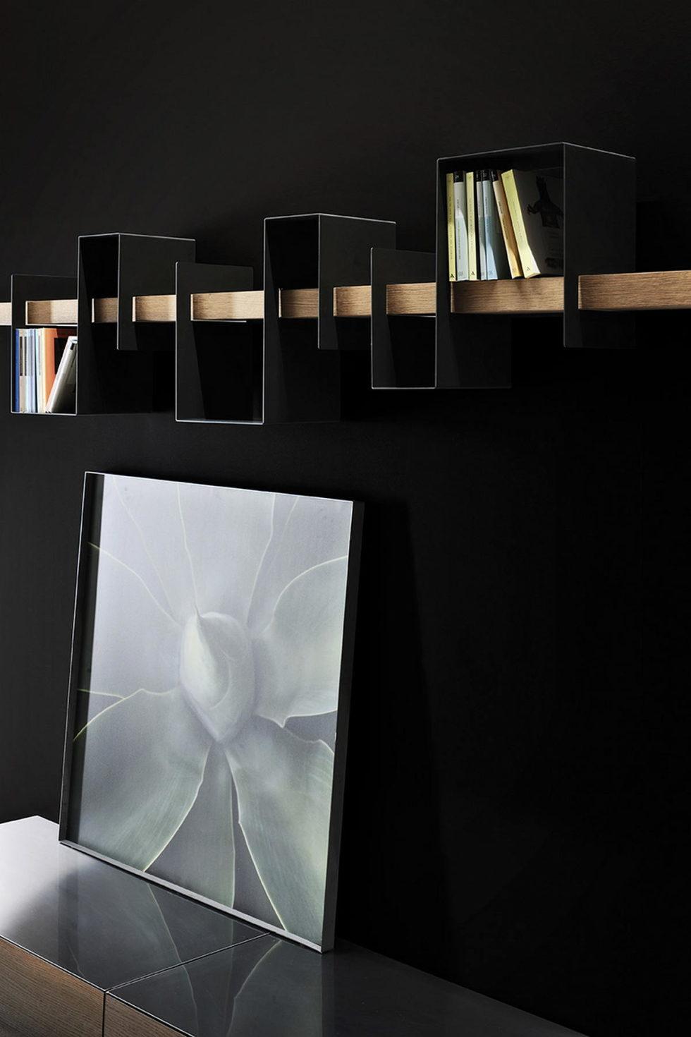 Living Room Wall Units By Ronda Design Lab
