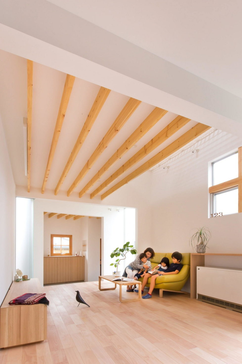 The House In Nipponese Minimalism In Kyoto By ALTS Design Office 1