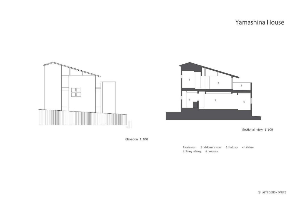 The House In Nipponese Minimalism In Kyoto By ALTS Design Office 13