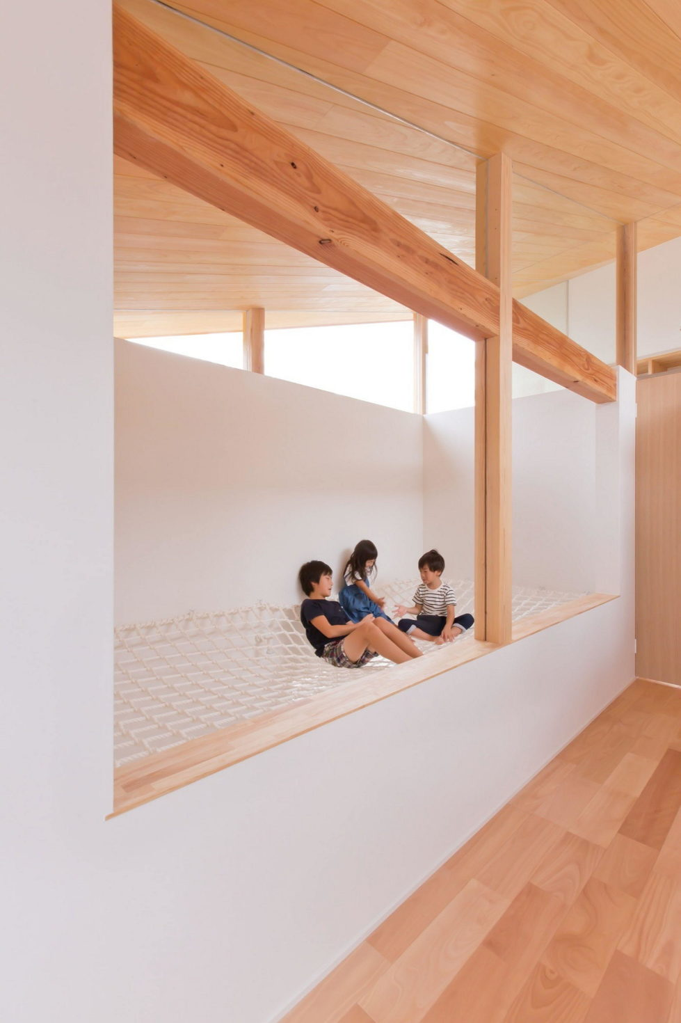 The House In Nipponese Minimalism In Kyoto By ALTS Design Office 3