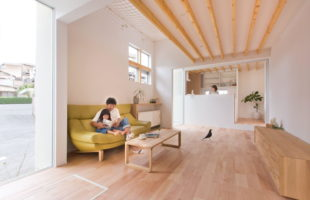 The House In Nipponese Minimalism In Kyoto By ALTS Design Office 4