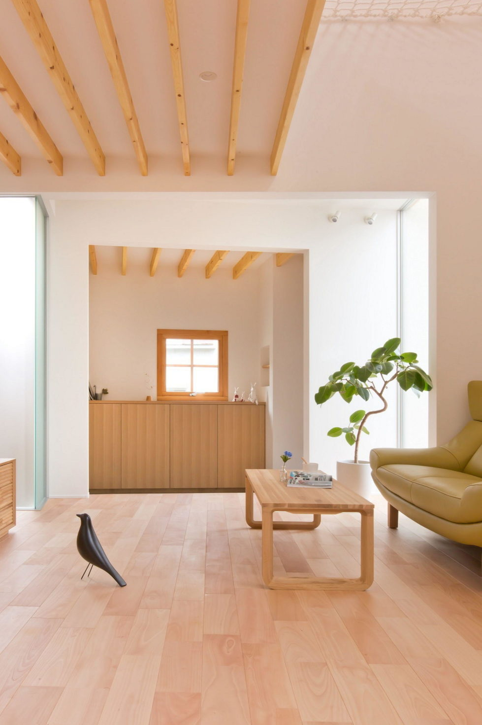 The House In Nipponese Minimalism In Kyoto By ALTS Design Office 6