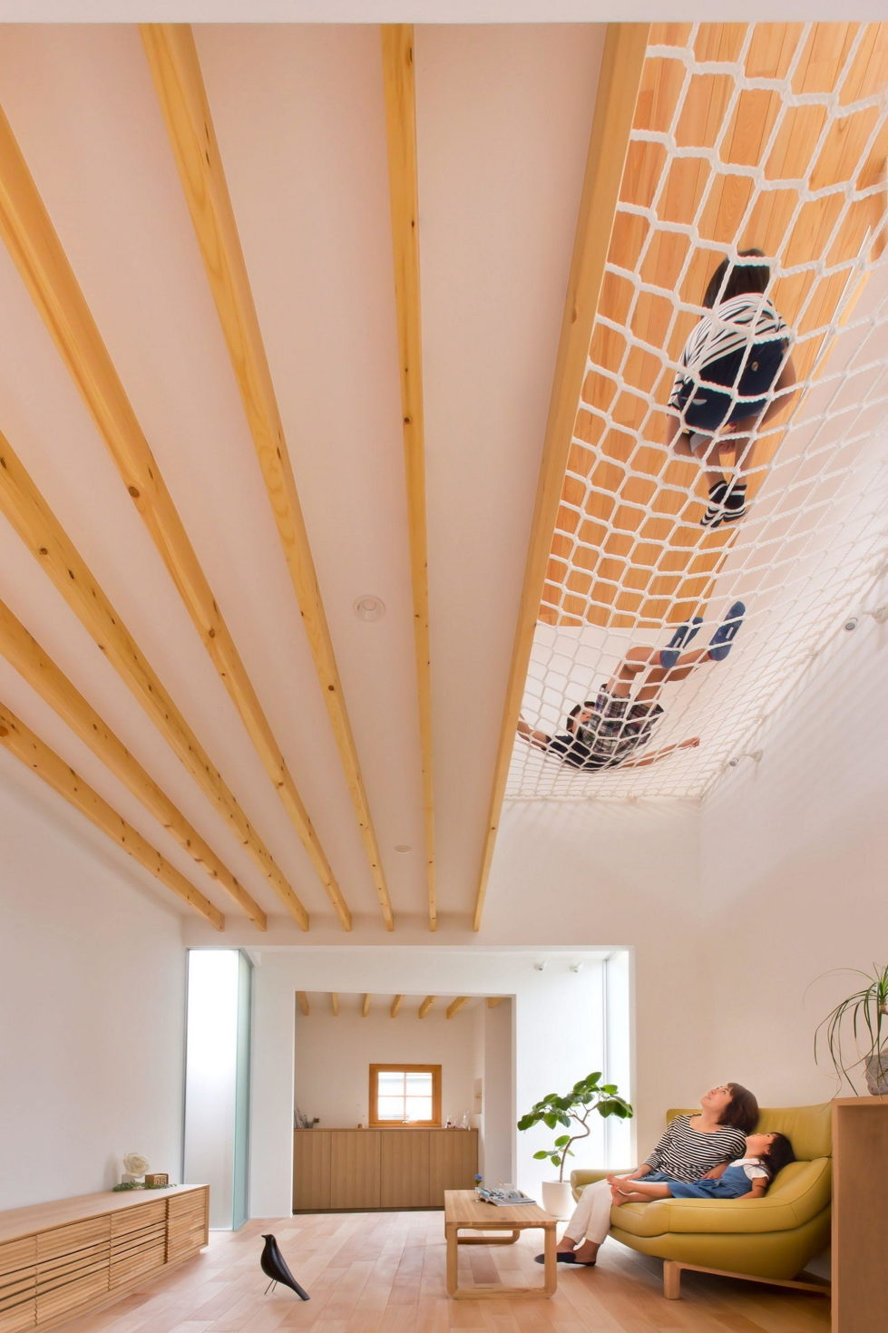 The House In Nipponese Minimalism In Kyoto By ALTS Design Office 8