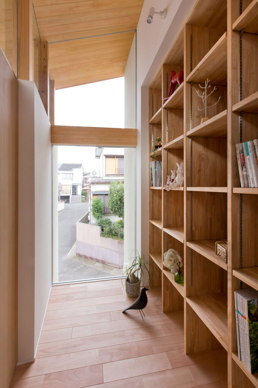 The House In Nipponese Minimalism In Kyoto By ALTS Design Office 9