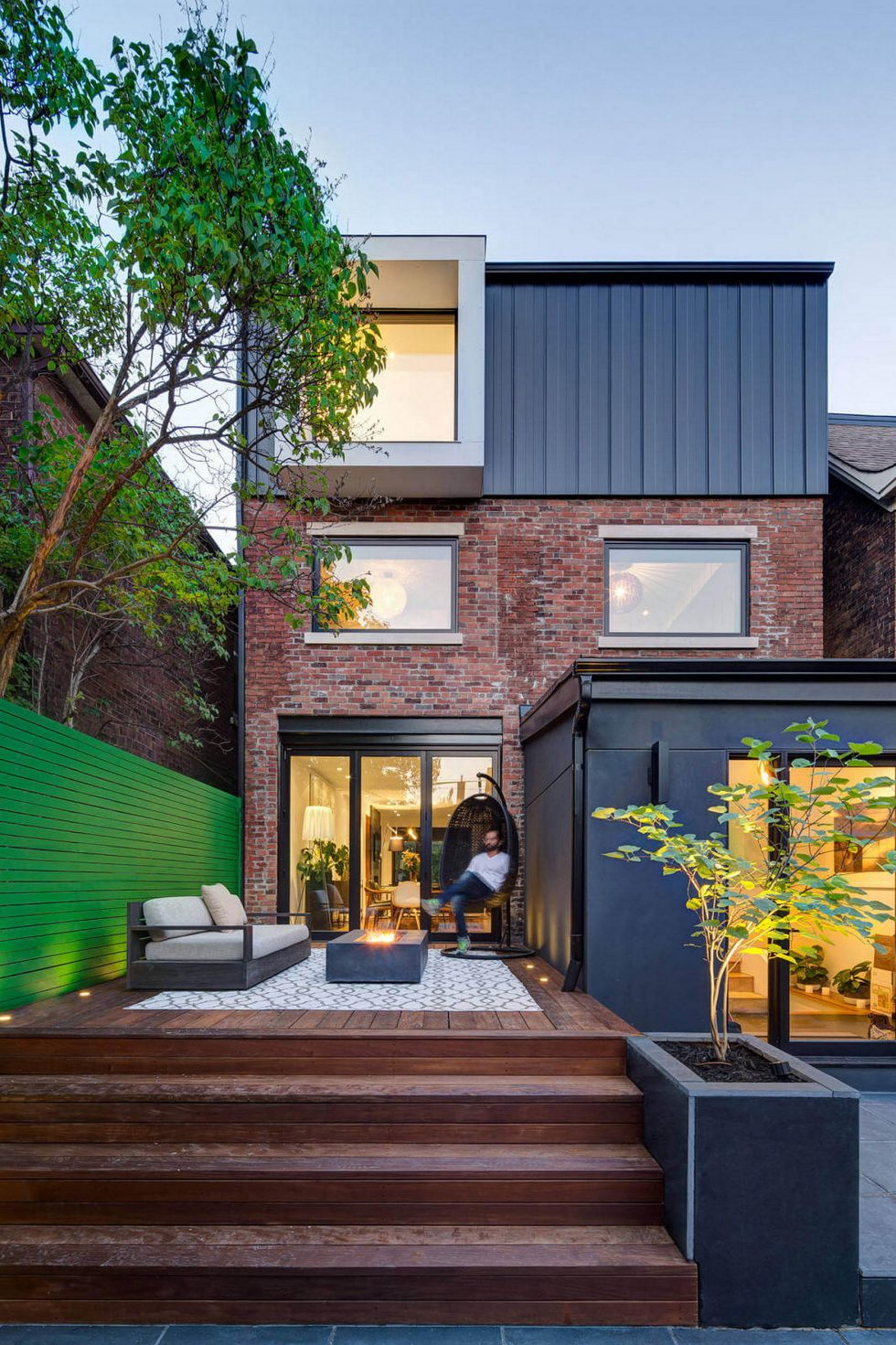 The House With A Mansard By Post Architecture Studio, Australia 1
