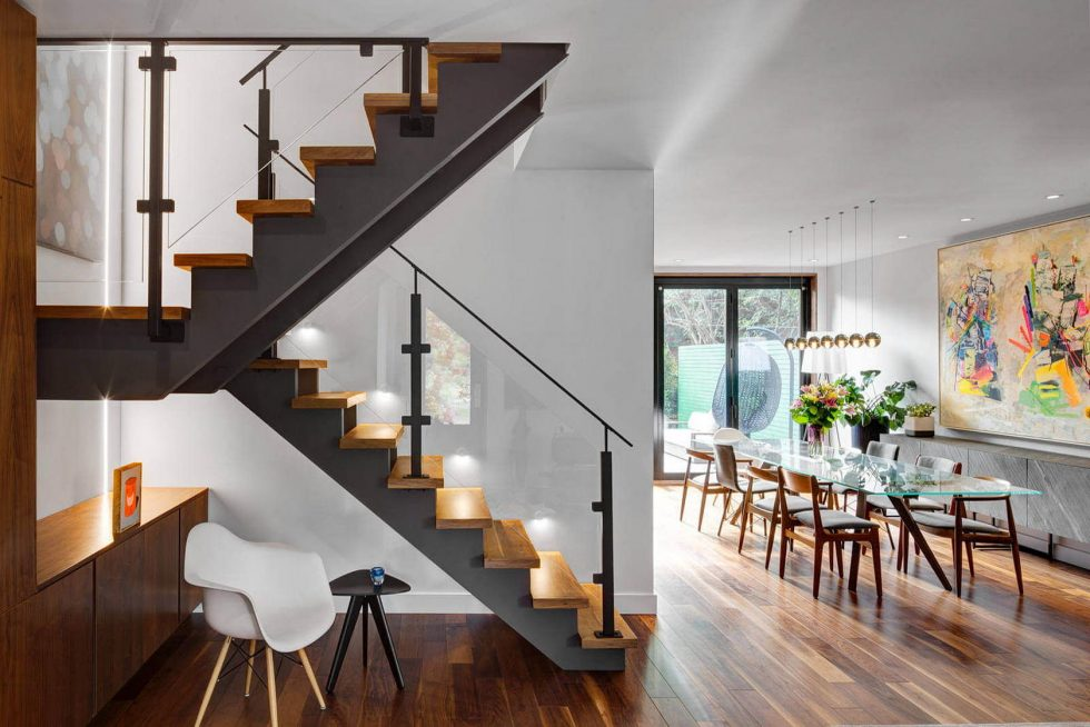 The House With A Mansard By Post Architecture Studio, Australia 7