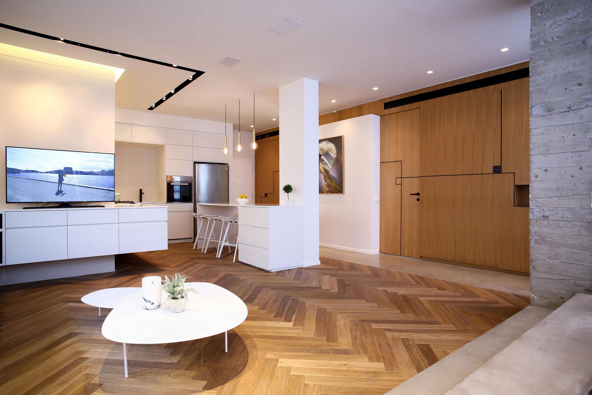 Tlv Gordon 8.2: The Apartment In Tel Aviv