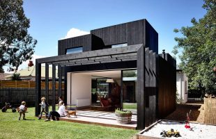 Contemporary House Renovation Of The ХІХ-Century House By Ola Studio Australia 1