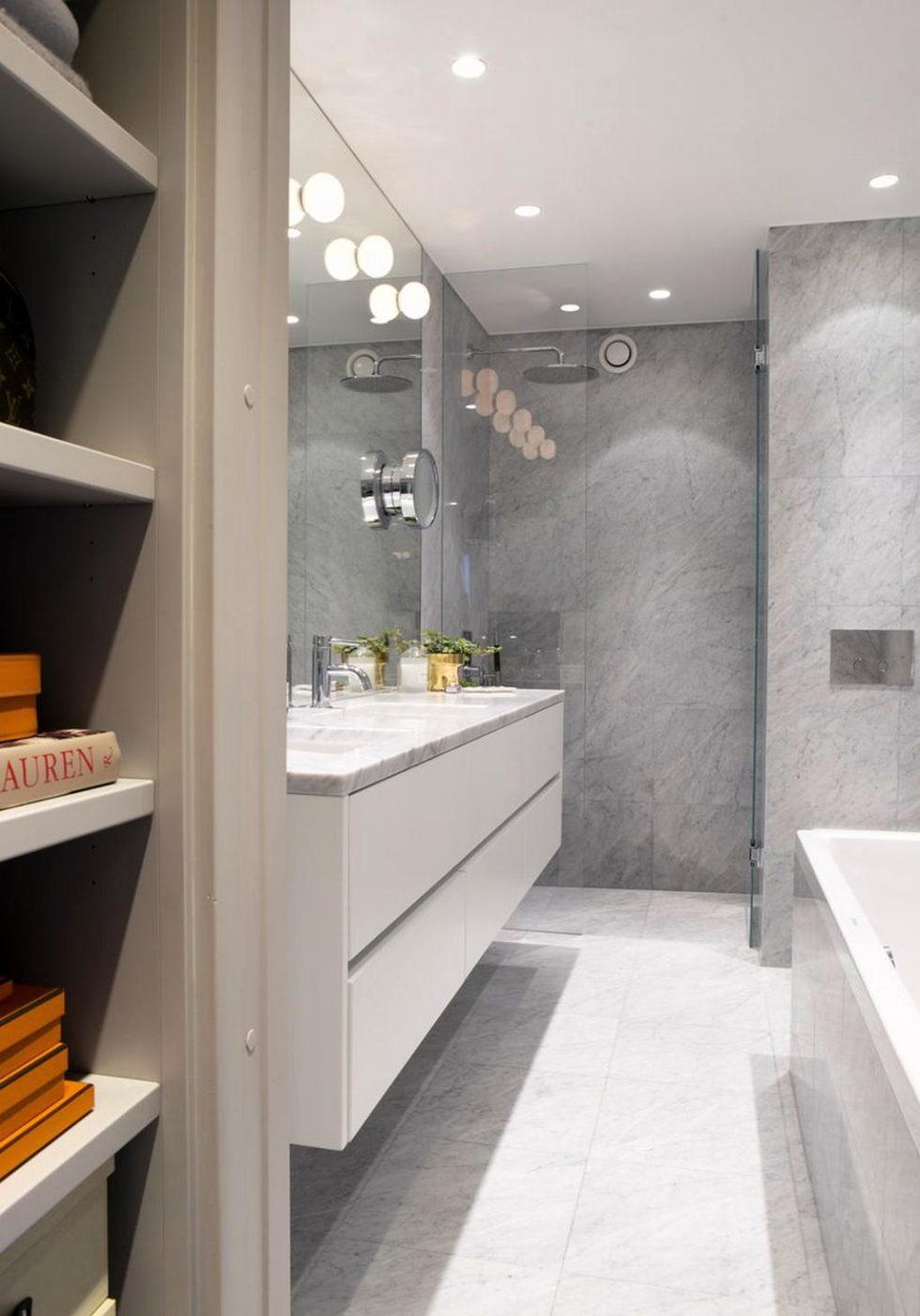 Elegant attic with stunning light emitting dirt and fine storage 10