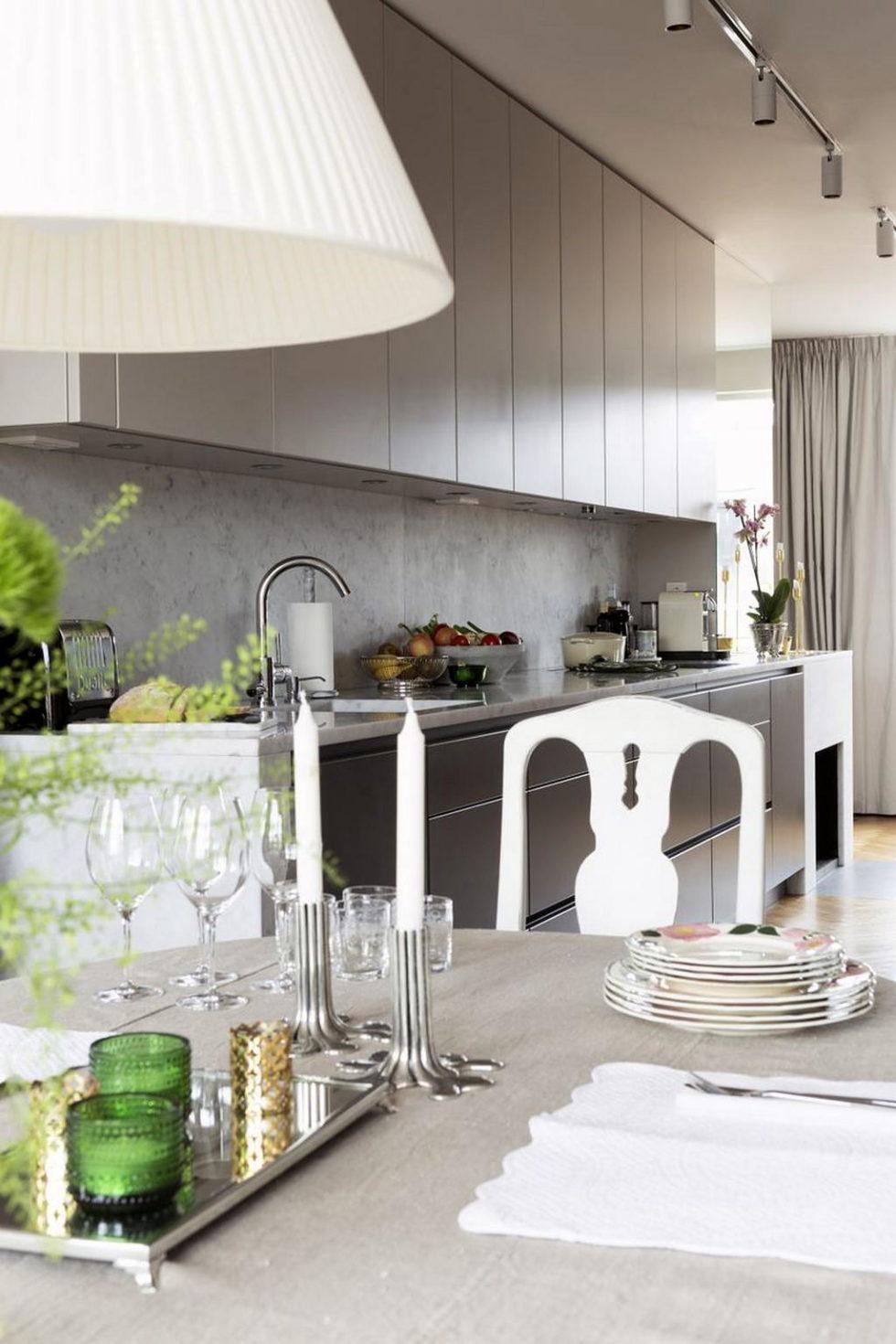 Elegant attic with stunning light emitting dirt and fine storage 3