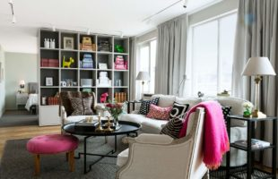Elegant attic with stunning light emitting dirt and fine storage
