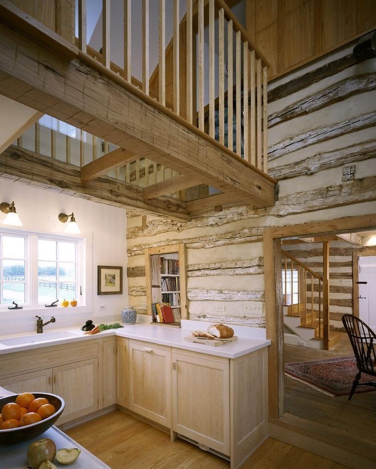 best country kitchen interiors