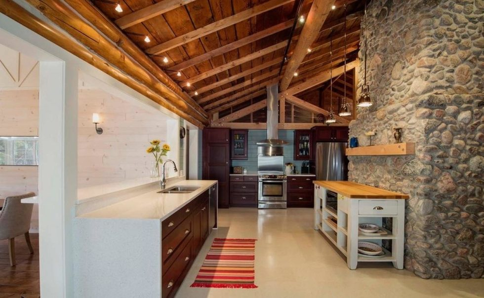 interior kitchen country style