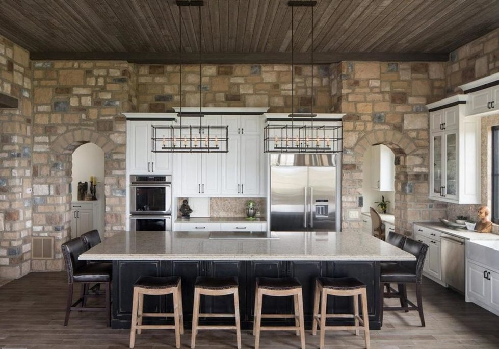 modern country style photo