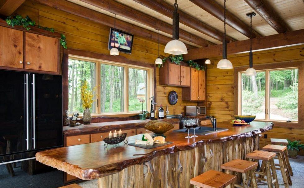 stylish country kitchen design ideas